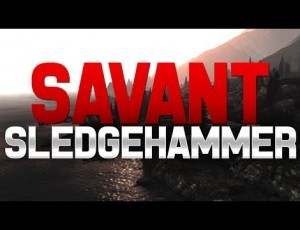 Savant – Sledgehammer (Official Video)