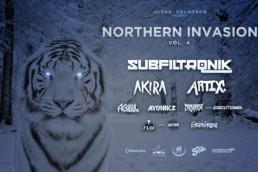 Northern Invasion Volume 4